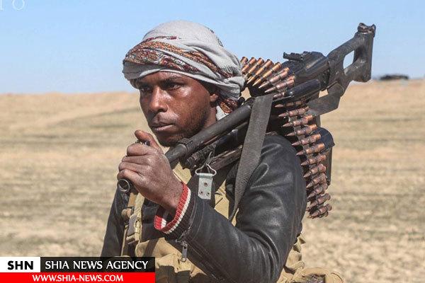 ۵۵۰ کیلومتر مبارزه علیه داعش از بصره تا موصل