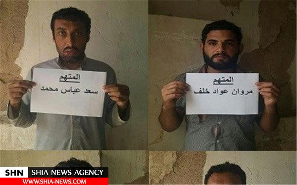 به دام افتادن تیم داعش در سامرای مقدس + تصاویر