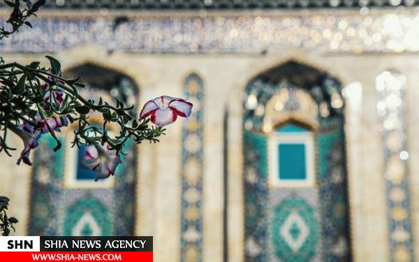 تصاویر کاشیکاری حرم حضرت أبا عبدالله(علیه السلام)