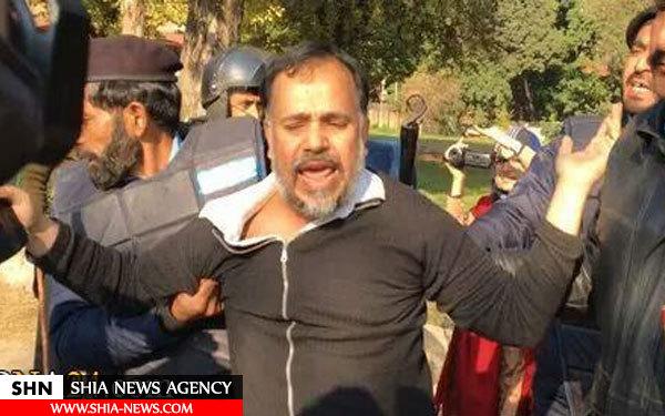 فعال شیعی حقوق بشری و رسانهای پاکستان به شهادت رسید