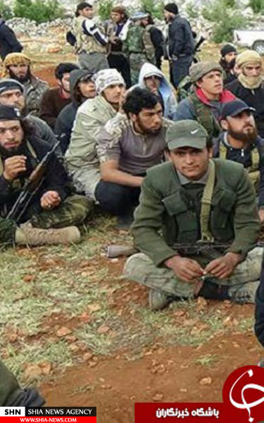 کماندوهای ویژه داعشی که در خان طومان به هلاکت رسیدند