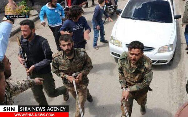اعدام یکی از اسرای خان طومان توسط القاعده+ تصویر