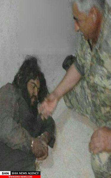 اسارت غول داعش + تصویر
