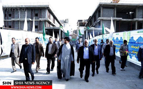 بهرهبرداری از خیابان اباالفضل العباس(ع) در طرح توسعه حرم علوی