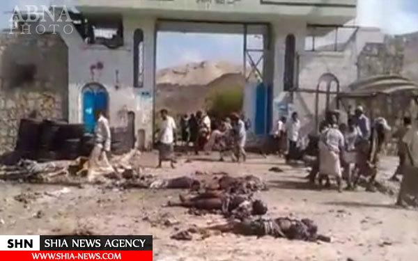 حمله انتحاری داعش به نیروهای منصورهادی در یمن + تصاویر