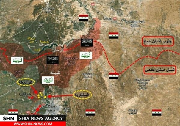 آغاز عملیات ارتش سوریه برای انتقام کشتار الزاره