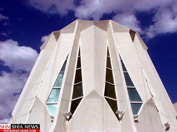 مسجد الجواد (ع) هوا را تصفیه می کند