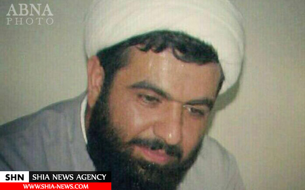 شهادت روحانی ایرانی مدافع حرم در سوریه + تصویر