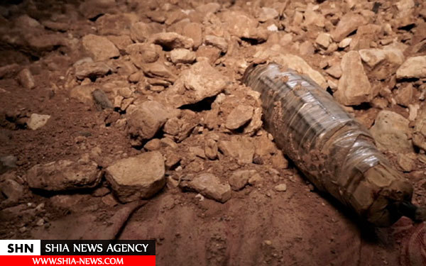 شهر زیرزمینی داعش در 60 کیلومتری موصل+ تصاویر