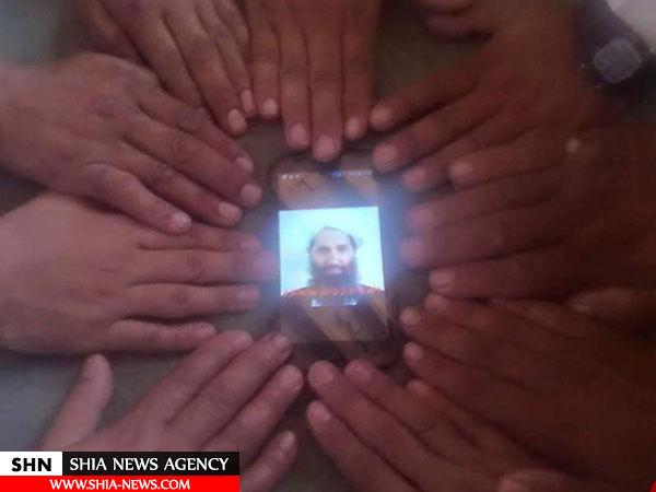 تصویر بیعت آنلاین طالبان با سرکرده جدیدشان