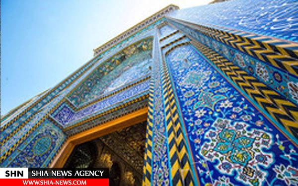 تصاویر نگارگریهای زیبا در حرم امام حسین(ع) که تاکنون ندیدهاید