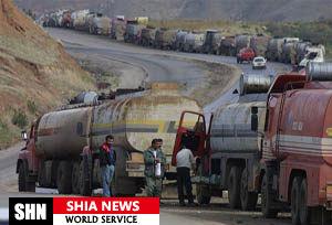 روسها پالایشگاه نفت داعش در سوریه را بمباران کردند