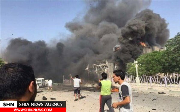 داعش مسئولیت انفجار کربلای معلی را بر عهده گرفت + تصاویر