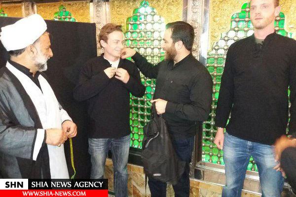 ۵ توریست در شامگاه عاشورای حسینی مسلمان شدند