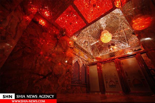 تصویر قتلگاه حضرت سید الشهدا (ع)