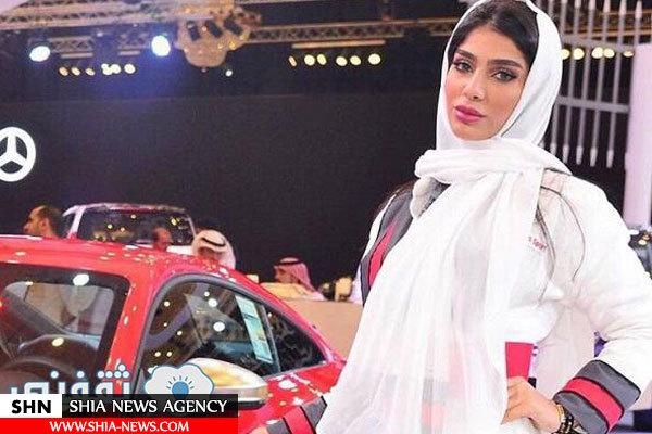 استفاده از دختران بد حجاب جنجال برانگیز شد+ تصاویر