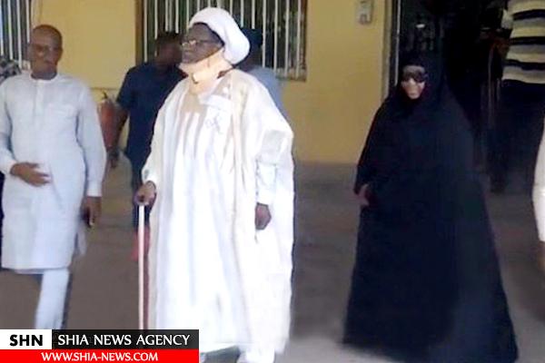 سرانجام به شیخ زکزکی اجازه معاینه پزشکی داده شد + تصاویر