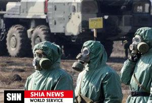 حمله شیمیایی در نزدیکی دمشق