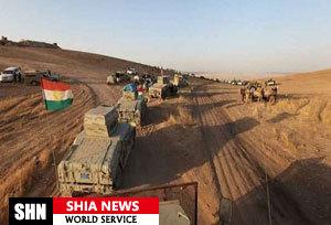 تهدید نفتی نیروهای پیشمرگه علیه اقلیم کردستان عراق