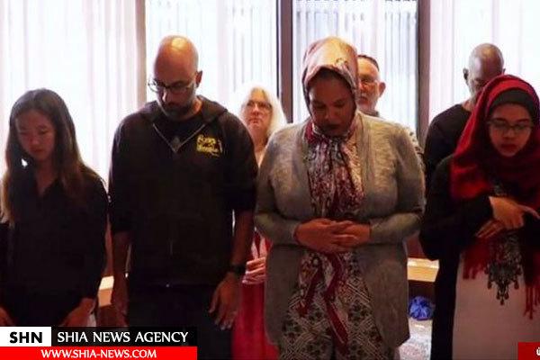 افتتاح نخستین مسجد مختلط در آمریکا!