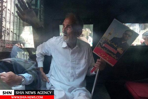 جنبش پر کردن زندانها برای شیعیان مفقودالاثر در پاکستان آغاز شد