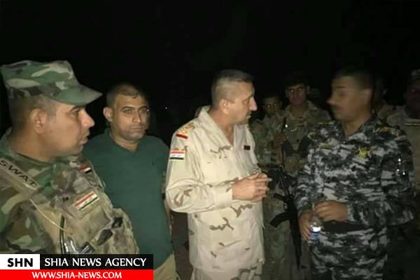 هلاکت چهار انتحاری داعش پیش از حمله به موکبهای عزاداری امام حسین(ع)