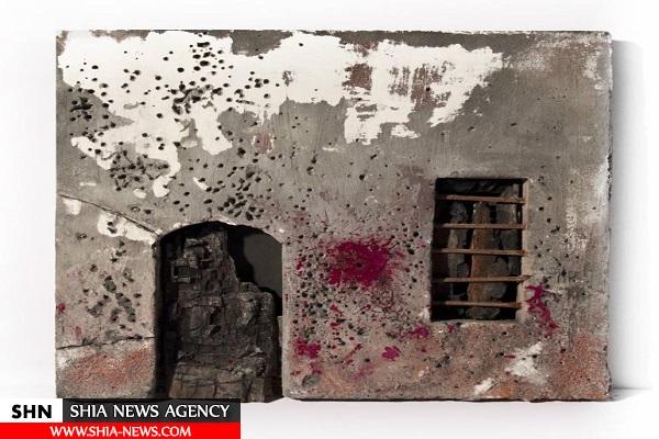 از دمشق تا آمریکا دلتنگیهای هنری مهاجر سوری+ تصویر