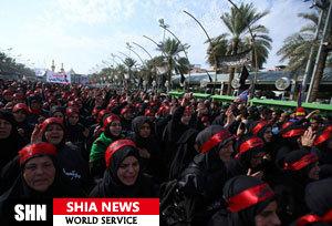 اربعین بزرگترین اجتماع مذهبی و مردمی جهان و سمبل پیروزی شیعه