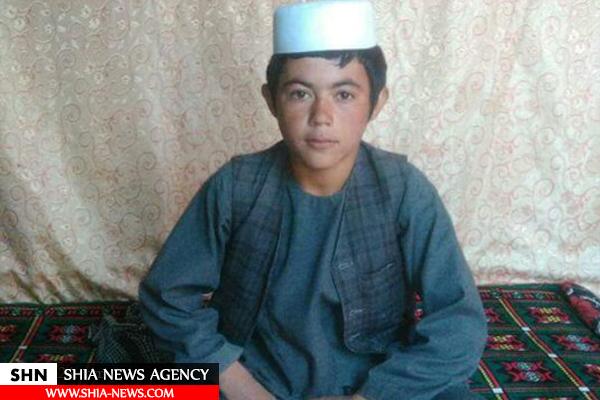 داعش یک کودک ۱۱ ساله افغان را سر برید