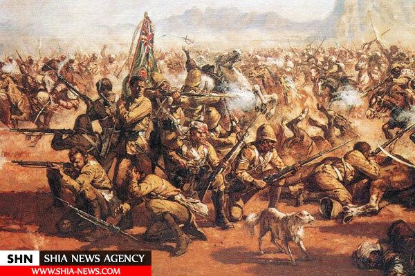 تاراج آثار باستانی افغانستان متعلق به جنگ تاریخی میوند