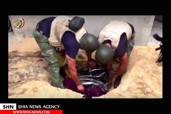 بازداشت ۶ تروریست خطرناک در عملیات ارتش مصر در سیناء + تصویر
