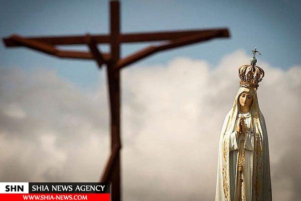 تصاویر سالروز معجزه فاطیما در پرتغال