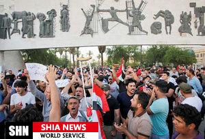 سازمان ملل به اعتراضات عراق واکنش نشان داد