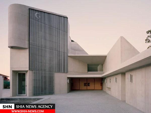 معماری منحصر به فرد مسجد شهر سیدنی+ تصویر