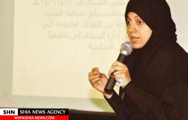 ستون اصلی جنبش زنان عربستان و فعال شیعه ای که خواب از چشم آل سعود ربود+ تصاویر