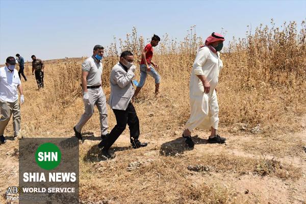 کشف گور دستهجمعی  ۶۰۰ شیعه در عراق