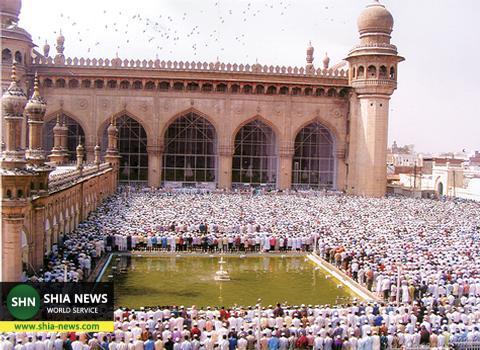 مسجدی که نامش مکه است