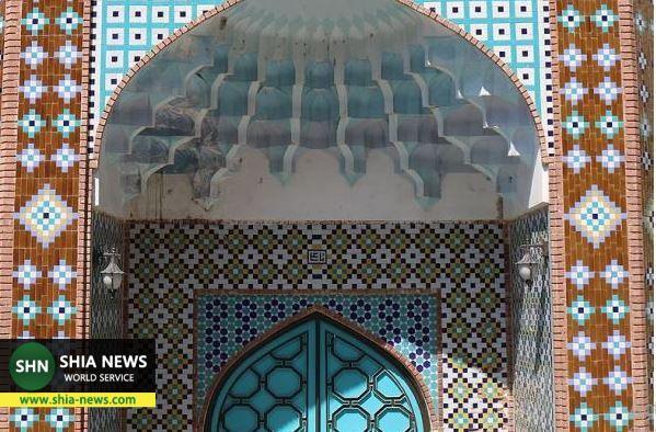 مسجد شیعی جامع کبود تنها مسجد فعال در ارمنستان